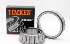 TIMKEN bearings, pioneer of Tapered Roller Bearings